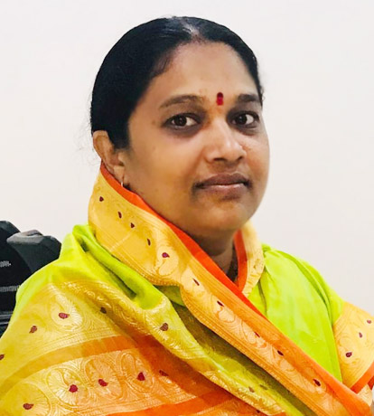 Jyoti Dnyanraj Chougule Director Dnyanjyoti NGO Umerga