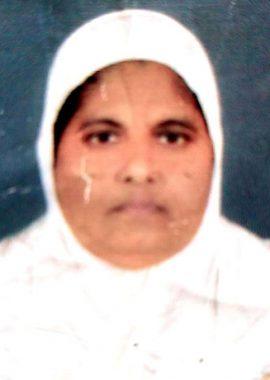 Salima Madar Shaikh Director Dnyanjyoti NGO Umerga