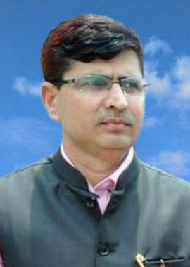 Vijay Wadadare Director Dnyanjyoti Bahuddeshiy Samajik Sanstha, Umarga NGO